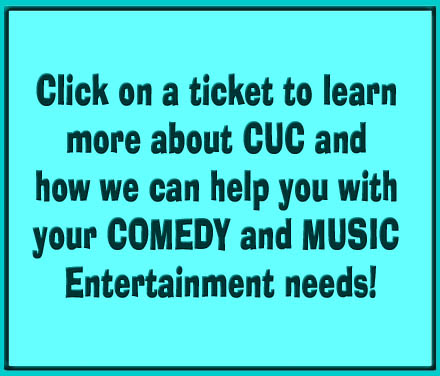 Welcome to Comedy Under Construction web site